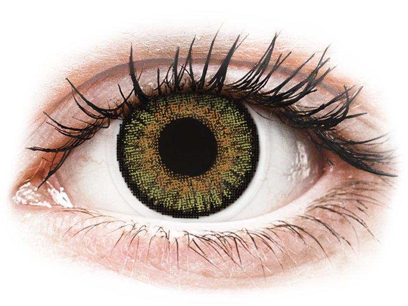 FreshLook One Day Color Pure Hazel - correttive (10 lenti) - Coloured contact lenses