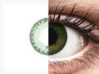 FreshLook Dimensions Sea Green - non correttive (2 lenti)