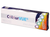 ColourVue One Day TruBlends Rainbow 2 - non correttive (10 lenti)