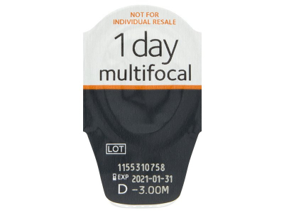 Proclear 1 Day multifocal (30lenti) - Blister pack preview