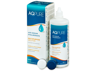 Soluzione AQ Pure 360ml  - Cleaning solution