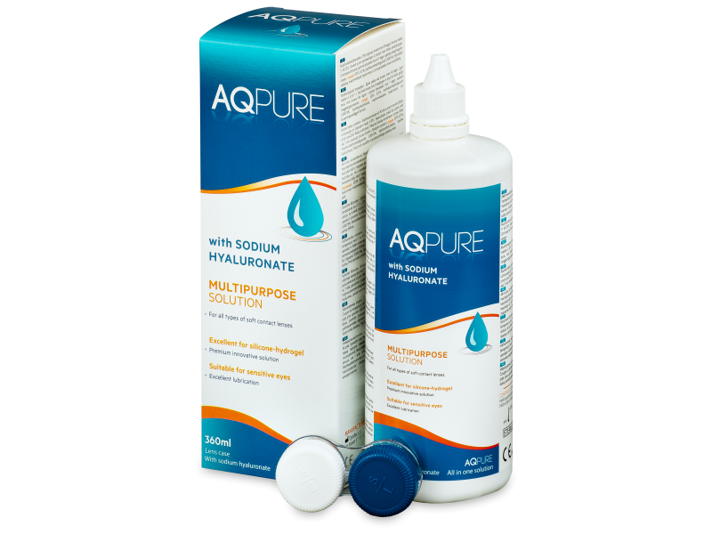 Soluzione AQ Pure 360 ml  - Cleaning solution