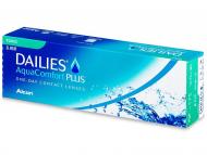 Lenti a contatto giornaliere - Dailies AquaComfort Plus Toric (30lenti)