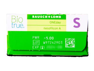 Biotrue ONEday (30lenti) - Attributes preview