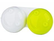 Custodie e Astucci - Astuccio porta lenti 3D - yellow