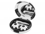 Accessori per le lenti - Astuccio con specchietto Football Black
