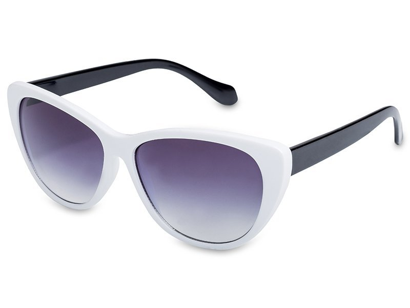 Occhiali da sole OutWear - White/Black  - Occhiali da sole OutWear - White/Black