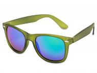 Occhiali da sole - Occhiali da sole Stingray - Green Rubber