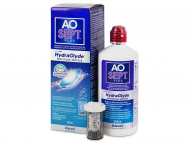 Soluzione - Soluzione AO SEPT PLUS HydraGlyde 360ml
