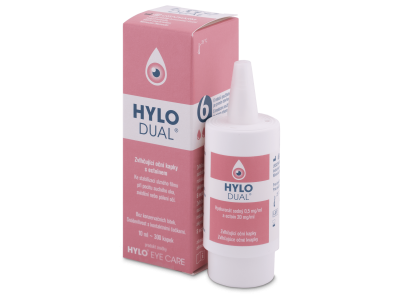 Gocce oculari HYLO DUAL 10 ml