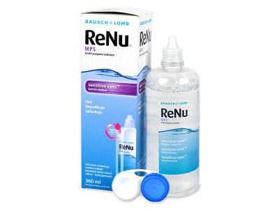 Soluzione ReNu MPS Sensitive Eyes 360 ml - Previous design