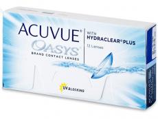 Acuvue Oasys (12lenti) - Bi-weekly contact lenses
