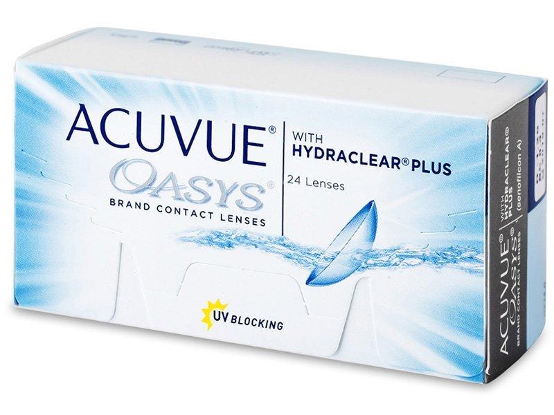 Acuvue Oasys (24 lenti) - Bi-weekly contact lenses