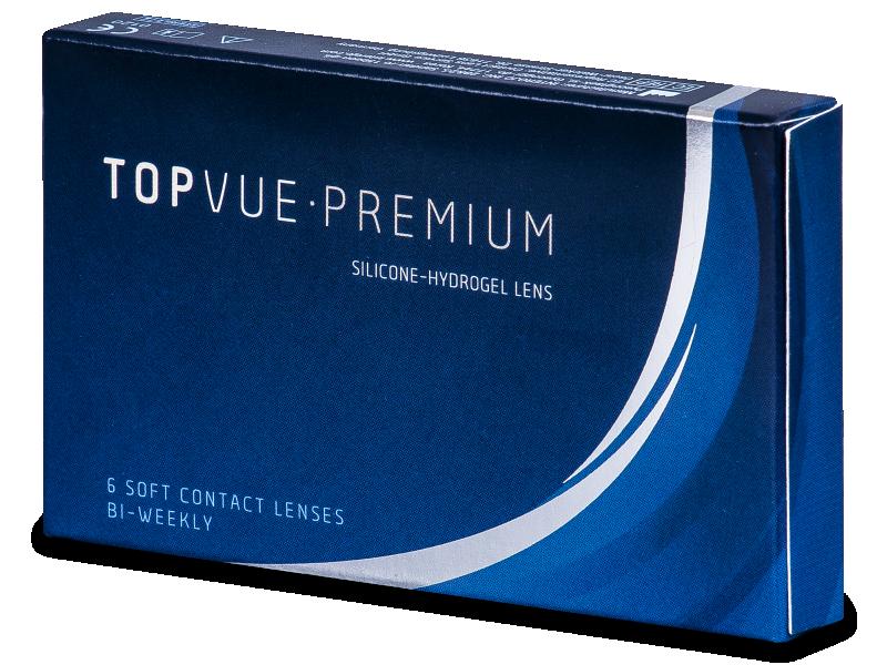 TopVue Premium (6 lenti) - Bi-weekly contact lenses