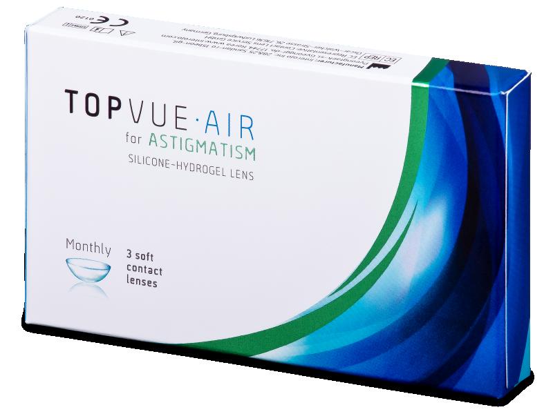 TopVue Air for Astigmatism (3lenti) - Toric contact lenses