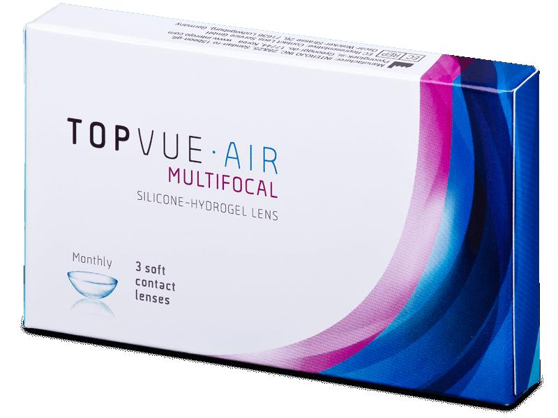 TopVue Air Multifocal (3 lenti) - Multifocal contact lenses