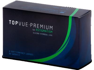 TopVue Premium for Astigmatism (6 lenti)