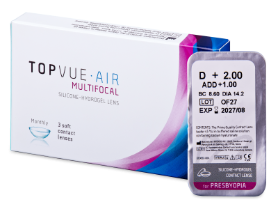 TopVue Air Multifocal (1 lente)
