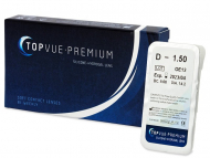 Lenti a contatto bisettimanali - TopVue Premium (1 lente)