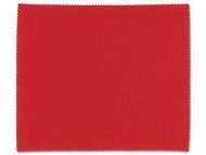 Accessori per occhiali - Panno per pulizia occhiali - Rosso