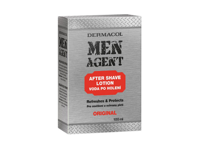 Dermacol Men Agent After Shave Lotion Original 100 ml