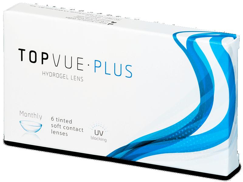 TopVue Plus (6 lenti) - Monthly contact lenses