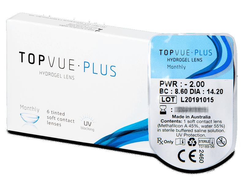 TopVue Plus (1lente) - Monthly contact lenses