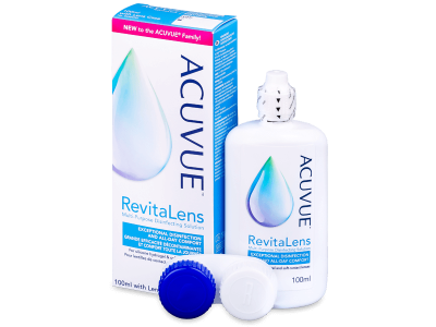 Soluzione Acuvue RevitaLens 100 ml