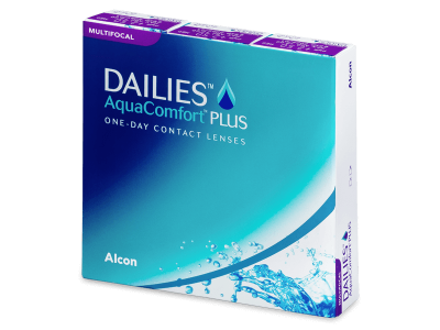 Dailies AquaComfort Plus Multifocal (90lenti) - Multifocal contact lenses