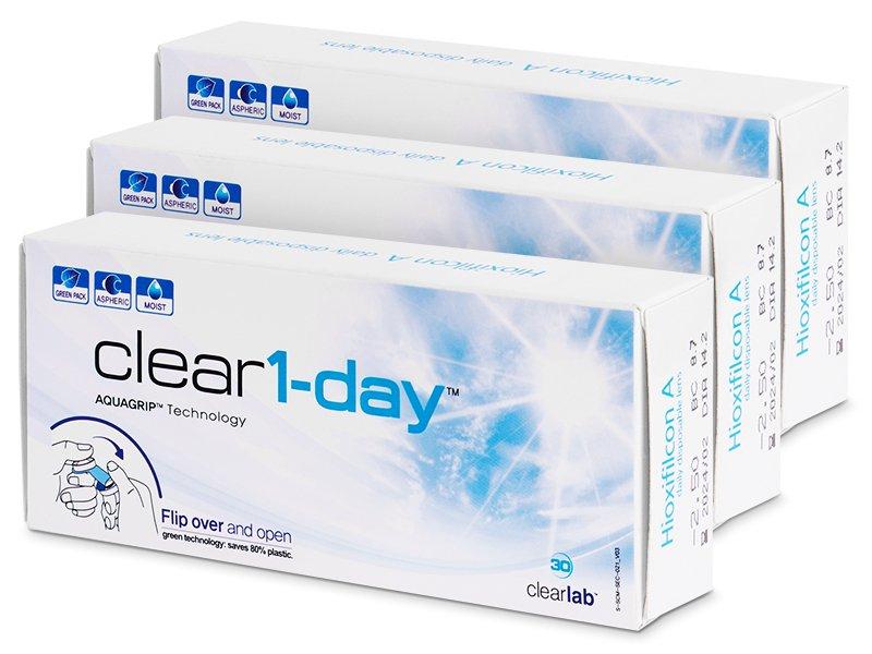 Clear 1-Day (90lenti)