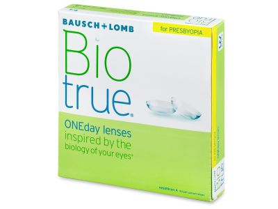 Biotrue ONEday for Presbyopia (90 lenti)