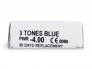 ColourVUE - 3 Tones (2 lenti) - Attributes preview
