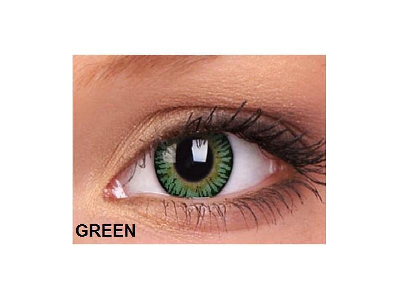 ColourVUE - 3 Tones (2 lenti) - Green