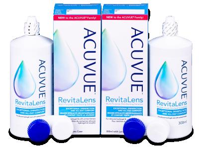 Soluzione Acuvue RevitaLens 2 x 300 ml