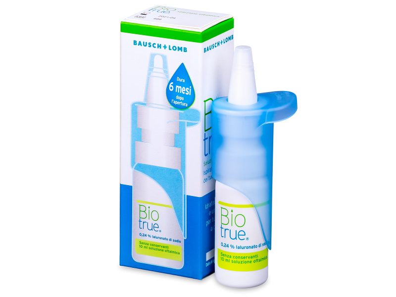 Gocce oculari Biotrue MDO 10 ml  - Eye drops