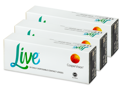 Live Daily Disposable (90 lenti)