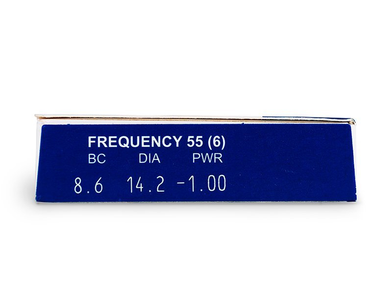 Frequency 55 (6 lenti) - Attributes preview