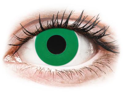 CRAZY LENS - Emerald Green - giornaliere non correttive (2 lenti)