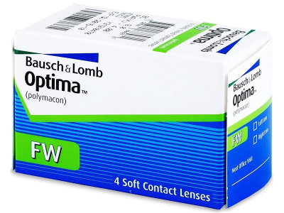 Optima FW trimestrale (4 lenti) - Monthly contact lenses