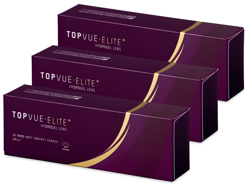 TopVue Elite+ (90 lenti) - Daily contact lenses