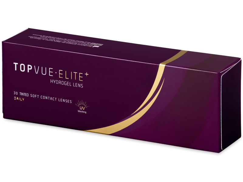 TopVue Elite+ (30 lenti) - Daily contact lenses