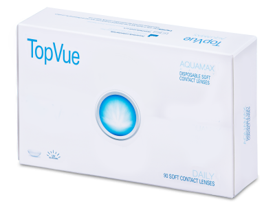 TopVue Daily (90 lenti) - Daily contact lenses