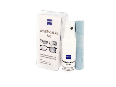 Set antiappannante AntiFog Zeiss 15 ml