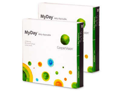MyDay daily disposable (180 lenti)