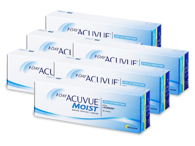 1 Day Acuvue Moist for Astigmatism (180 lenti)