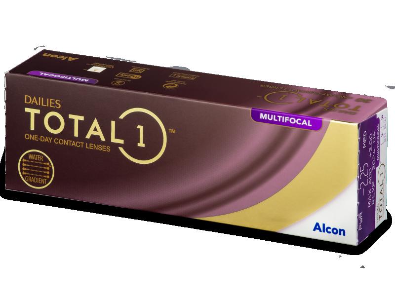 Dailies TOTAL1 Multifocal (30 lenti) - Multifocal contact lenses