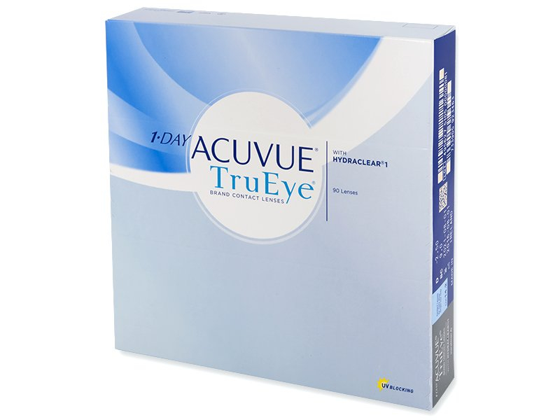 1 Day Acuvue TruEye (90lenti) - Daily contact lenses