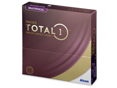 Dailies TOTAL1 Multifocal (90 lenti)