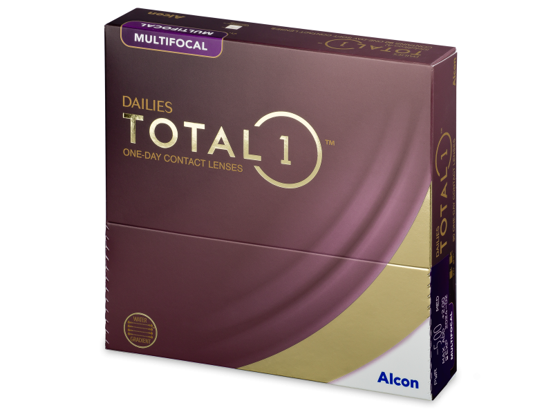 Dailies TOTAL1 Multifocal (90 lenti) - Multifocal contact lenses