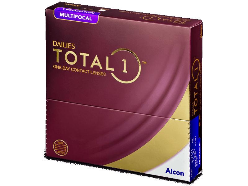 Dailies TOTAL1 Multifocal (90 lenti) - Multifocal contact lenses